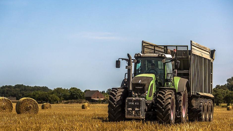 Geliebte KTG Agrar: Deutschlands größter Bauer erntet 600 Millionen Euro @FA_09