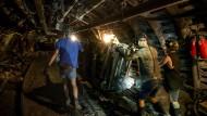 Gar nicht nachhaltig: Steinkohleabbau in Polen