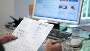 Immer weniger Versicherungsvermittler in Deutschland