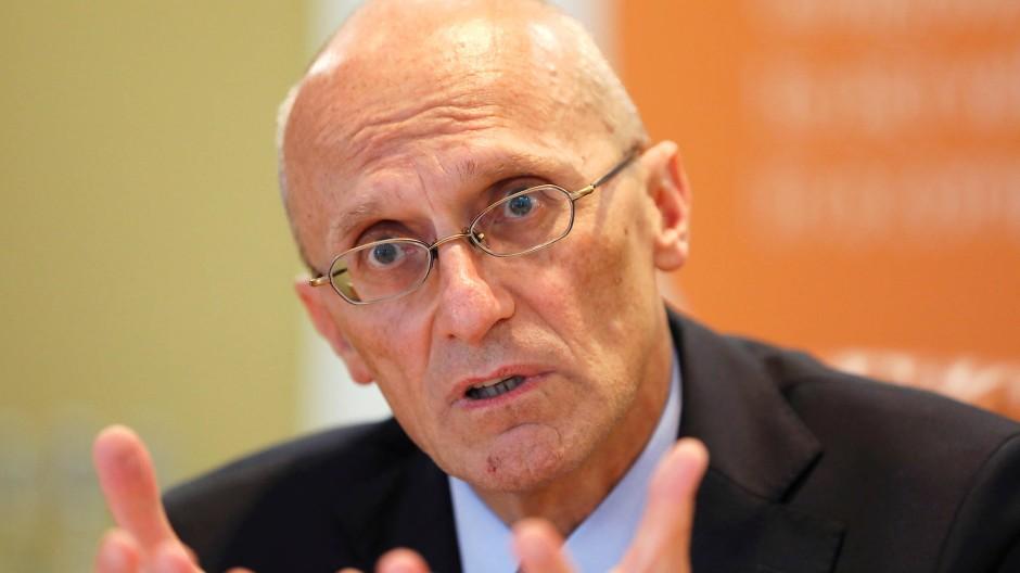 Andrea Enria, Vorsitzender des Aufsichtsgremiums der EZB-Bankenaufsicht