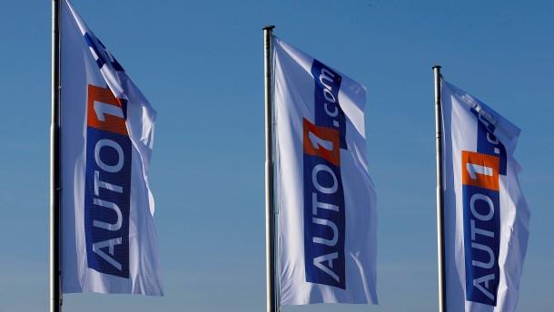 Bis zu 2 Milliarden Euro für Auto1-Aktien