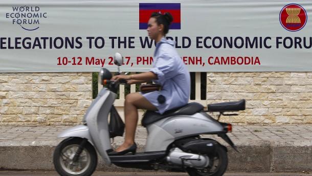 """""""Die Europäische Union ist kein Modell für Südostasien"""""""