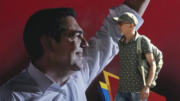 Die magere Bilanz der Regierung Tsipras