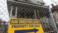 """""""Nicht darum gekümmert, nach mir die Sintflut"""": Die Hypothekenpapiere aus der Vor-Finanzkrisen-Ära gibt es heute nicht mehr."""