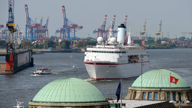 """Cruise Days"" in Hamburg"