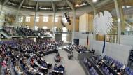 Letzte Plenarsitzung des Deutschen Bundestages vor der Sommerpause