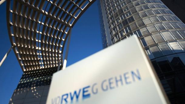 RWE senkt Dividende drastisch
