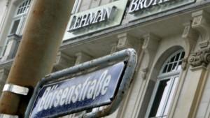 Gute Chancen für Lehman-Geschädigte