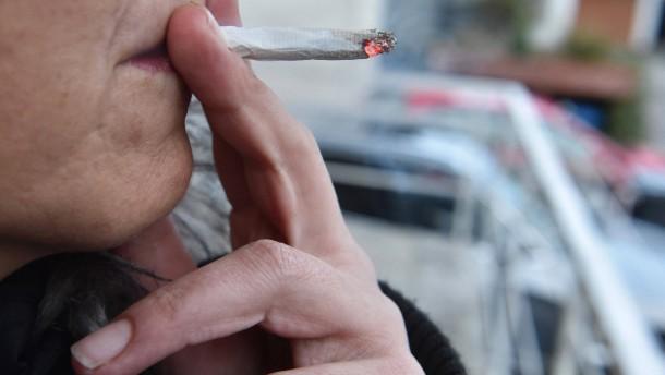 Wenn welche Folgen heftig Rauchen aufzugeben