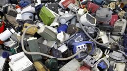 Auch Supermärkte und Discounter sollen alte Elektrogeräte annehmen
