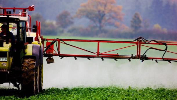 EU-Staaten uneins über Unkrautvernichter Glyphosat