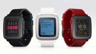 Geldflut für neue Smartwatch von Pebble