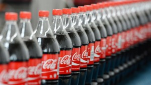 Coca-Cola beflügelt den Dow Jones