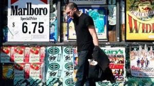 Tabakaktien leiden unter neuer Milliardenklage