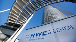 RWE nach Zahlen deutlich im Minus