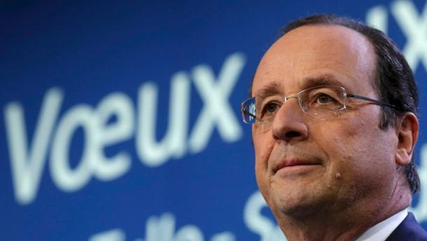 Anleger hoffen auf Reformen in Frankreich