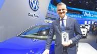 Deutsche Premium-Autobauer trotzen hartem Winter in Amerika