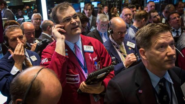Die SEC geht gegen Hochfrequenzhändler vor