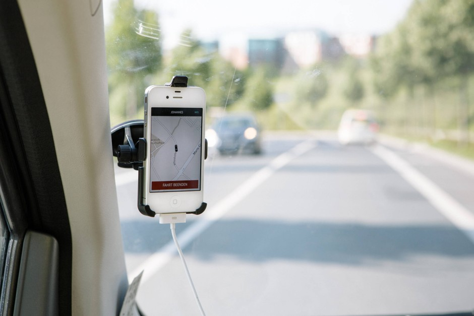 Uber Fahrer Werden