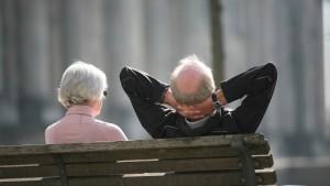 Schindluder mit der Rente
