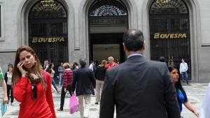 Brasilien verharrt im Börsentief