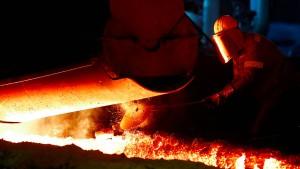 Kurs der Aktie von Thyssenkrupp schnellt in die Höhe