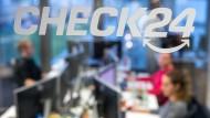 Check24 ist der einzige Anbieter, der sich für die Vegleichsplattform für Girokonten zertifizieren ließ.