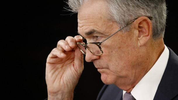 Wie Fed-Chef Powell auf den Handelsstreit reagieren könnte