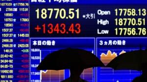 Plötzlich zieht China die Börsen wieder nach oben