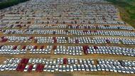 Starkes Wirtschaftswachstum: China produziert nicht nur Millionen von Autos .