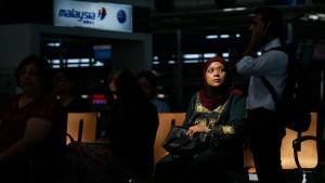 Ein traumatischer Tag für Malaysia