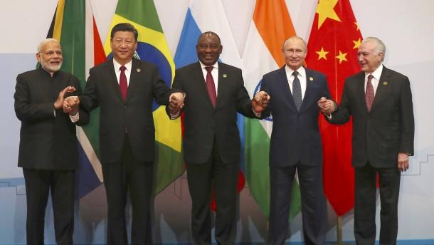 Schwellenländer unter Druck