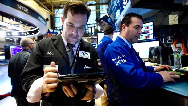 Mögliche Zinswende in Amerika dämpft Börsenstimmung