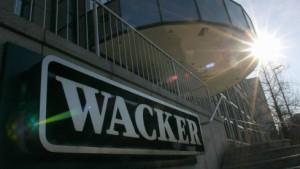 Wacker-Aktie könnte bei Schwäche Einstiegsgelegenheit bieten