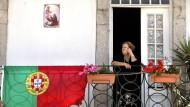 An den Börsen und Anleihemärkten ist man nicht begeistert von dem Machtzuwachs der Linken in Portugal.