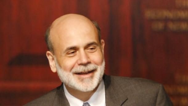 Bernanke kämpft gegen Kritik aus Kongress