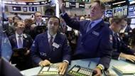 Wall Street hat kaum Angst vor Donald Trump