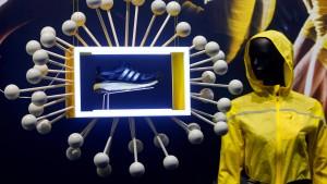 Adidas-Aktie steigt um mehr als 6 Prozent