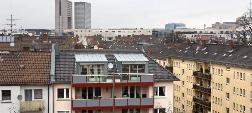 In Hessen Und Frankfurt Mangelt Es An Bauland Kommentar