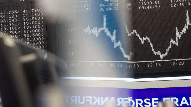 Konflikt zwischen Amerika und China drückt die Börsen