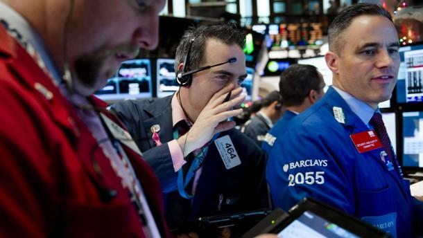 Showdown am Aktienmarkt