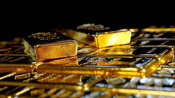 Eine etwas andere Liebe zum Gold