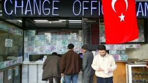 Krise in der Türkei verschärft sich