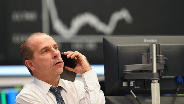 Anleger bleiben in Deckung
