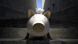 Geldvermögen der Deutschen ist kaum noch gewachsen
