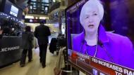 Fed beendet Ära des billigen Geldes