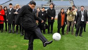 Chinas großer Fußball-Plan