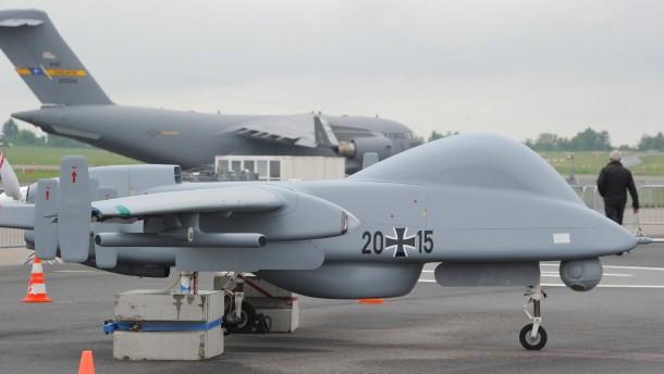 Europa soll bewaffnete Drohne entwickeln