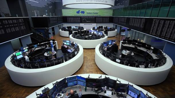 Aktienmarkt profitiert von Hilfsaktionen