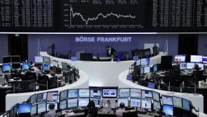 Euro setzt Talfahrt fort